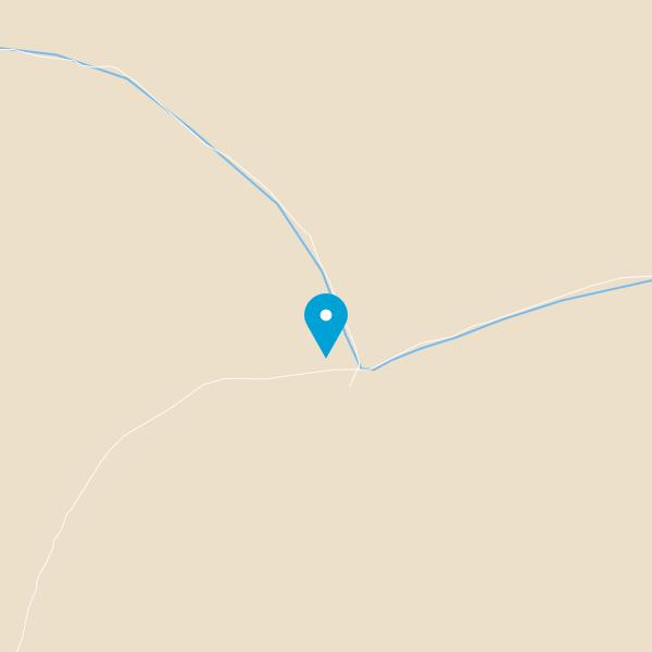 מפה של מחניון לילה גוונים לספיר דרך כרבולת חרירים והר יהב על שביל ישראל