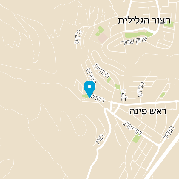 מפה של שירי ביסטרו