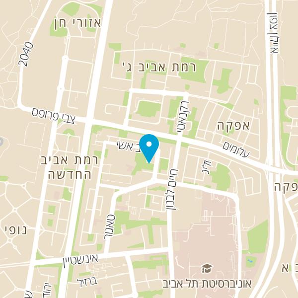 מפה של ארקפה בייקרי