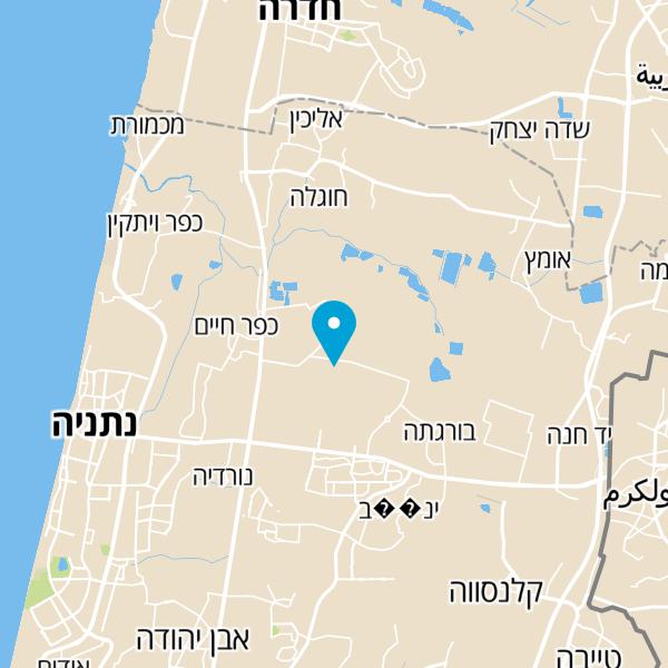 מפה של לילו עגלת קפה