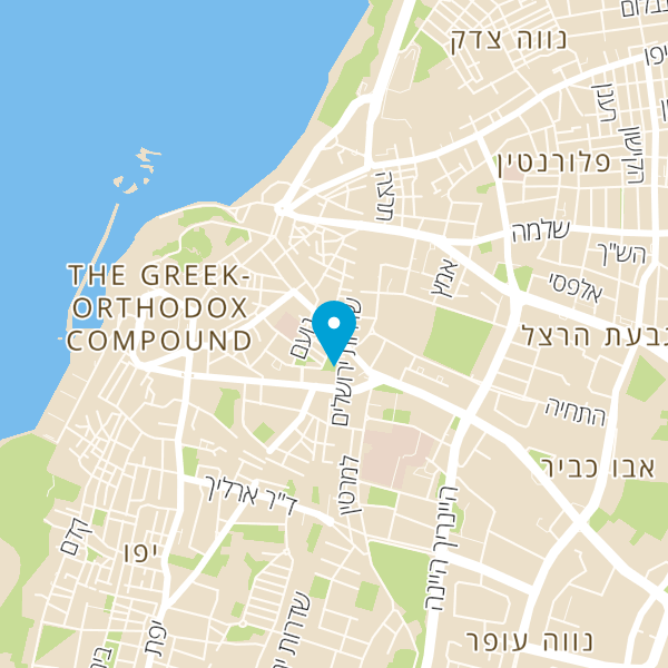 מפה של ספיישל בייק