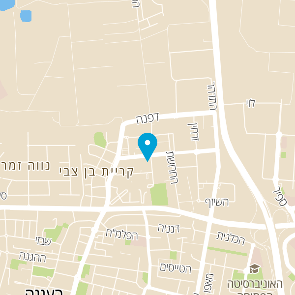 מפה של MANGO