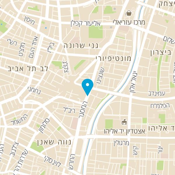 מפה של חניון חן