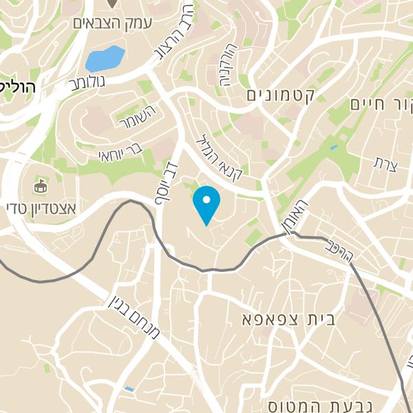 מפה של יאיר שקד