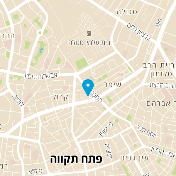 מפה של ריאו בעיר