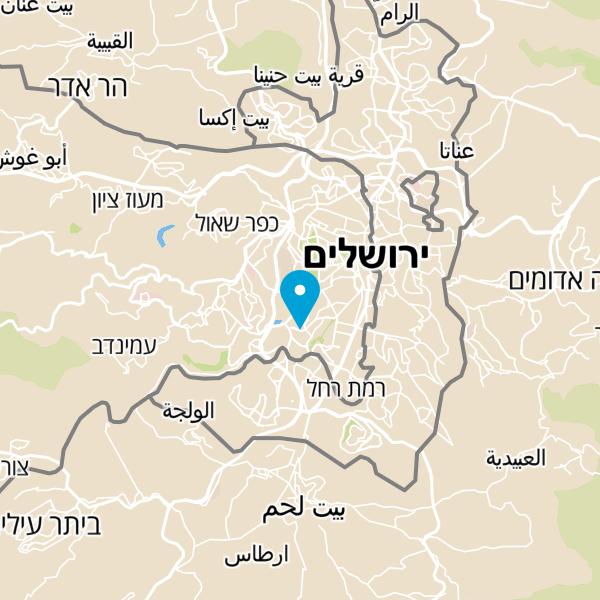 מפה של יאיר דיאמנט