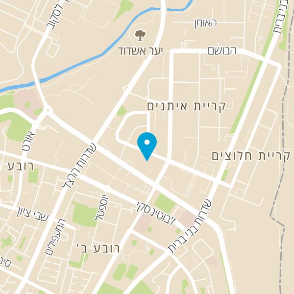 מפה של אדיס עלם
