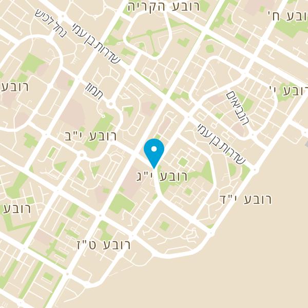 מפה של מירב אבנאים הרבלייף