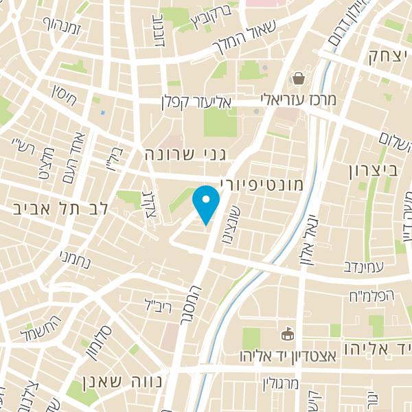 מפה של סנטרל פארק ליאו גולדברג