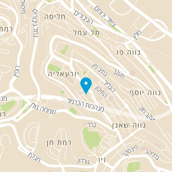 מפה של לייזר שרותי צילום