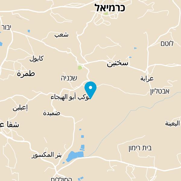 מפה של טוטסי