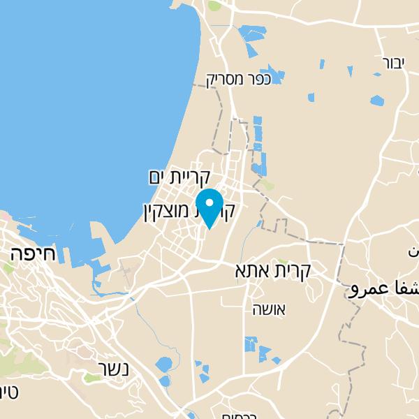 מפה של קפה פלורנטין