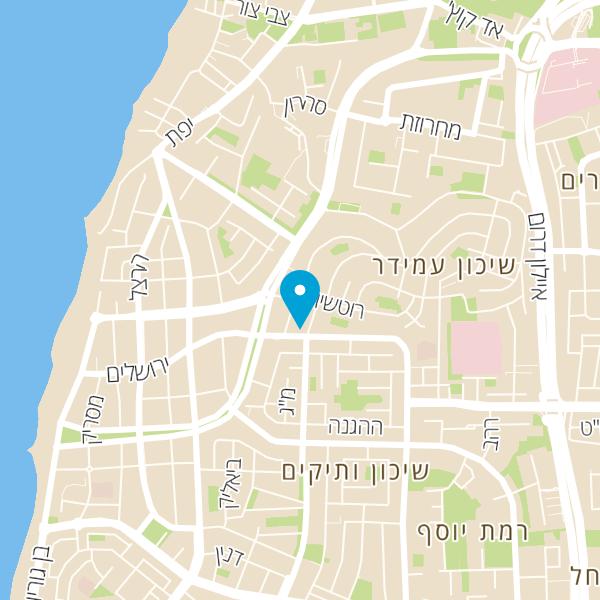 מפה של בקו טבאקו