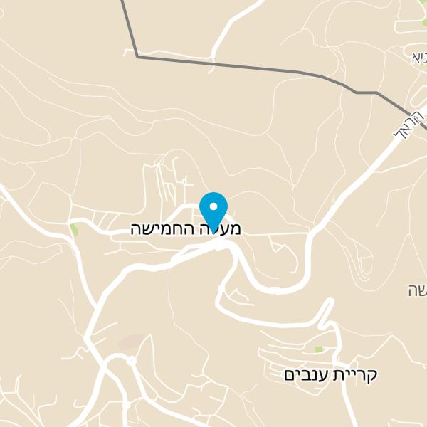 מפה של חממת הסחלבים
