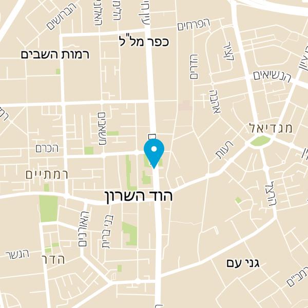 מפה של Asap lab