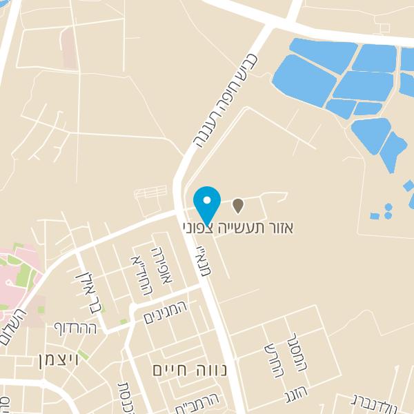 מפה של סופר פרונט מעבדת רכב