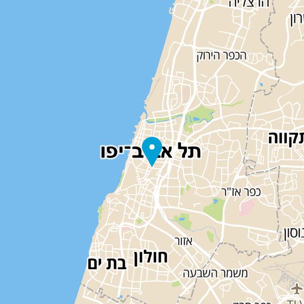 מפה של אבי הדברות