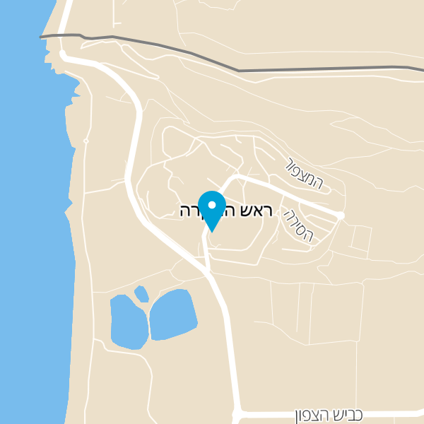 מפה של תושה בייקרי