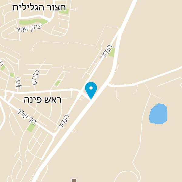 מפה של פתפותים