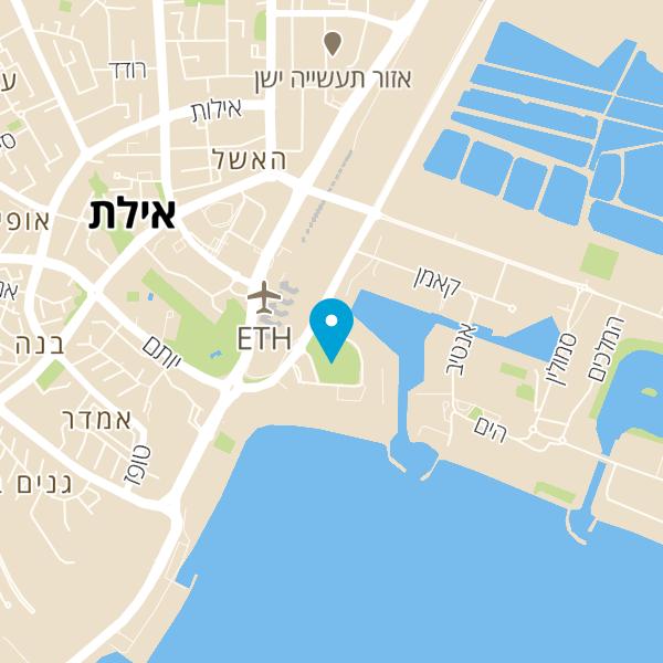 מפה של ברביס דיינר & בר