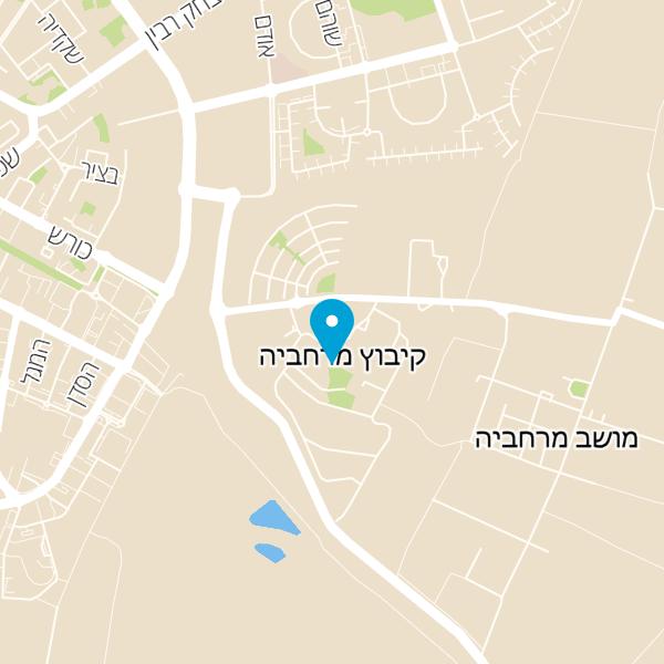 מפה של גולדה בחצר