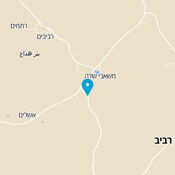 מפה של הפטיו של דבו