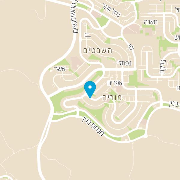 מפה של ד ר שרון אילון