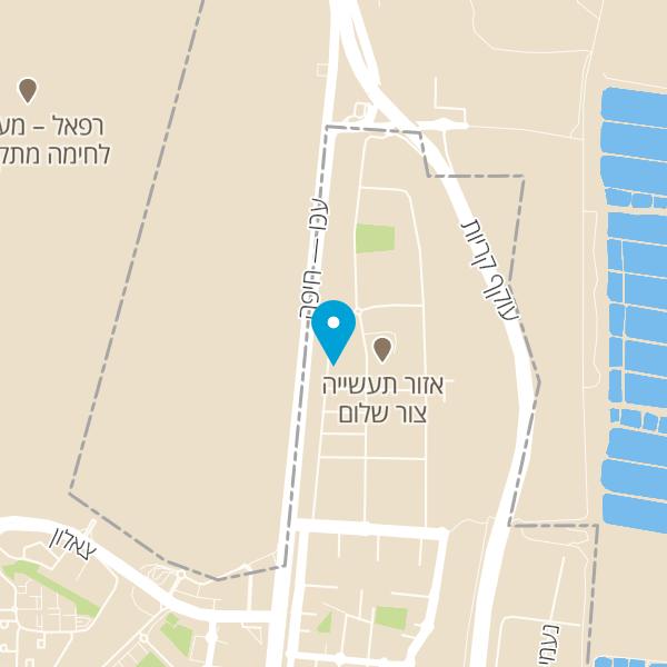 מפה של הכל למיזוג