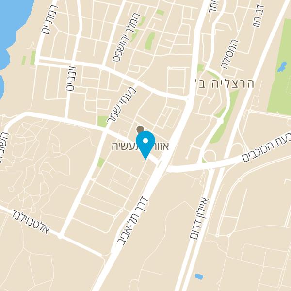 מפה של מיט בר בורגר