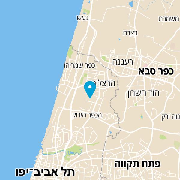מפה של efi workout
