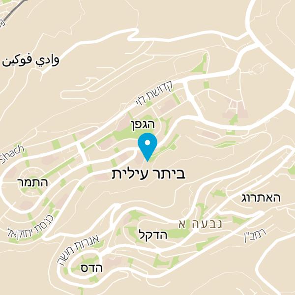 מפה של גריל בי