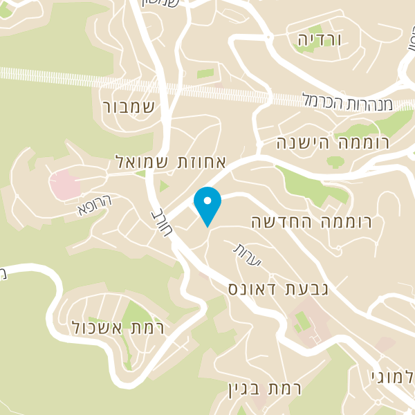 מפה של עידו פרברמן