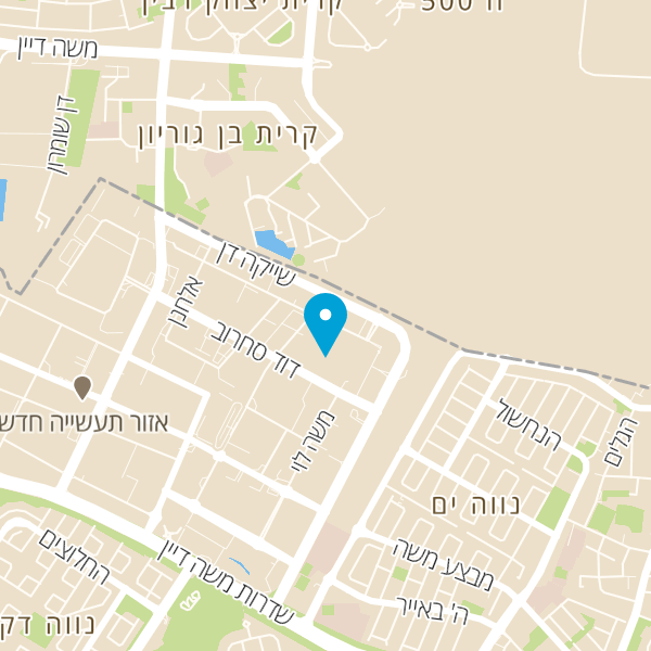 מפה של בורגרים