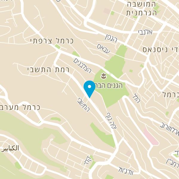 מפה של תרמי ליין אינסטלציה