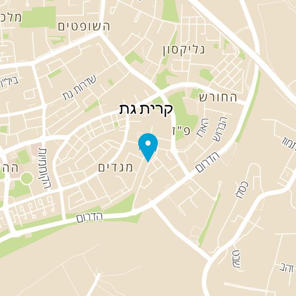 מפה של מירב כסלו