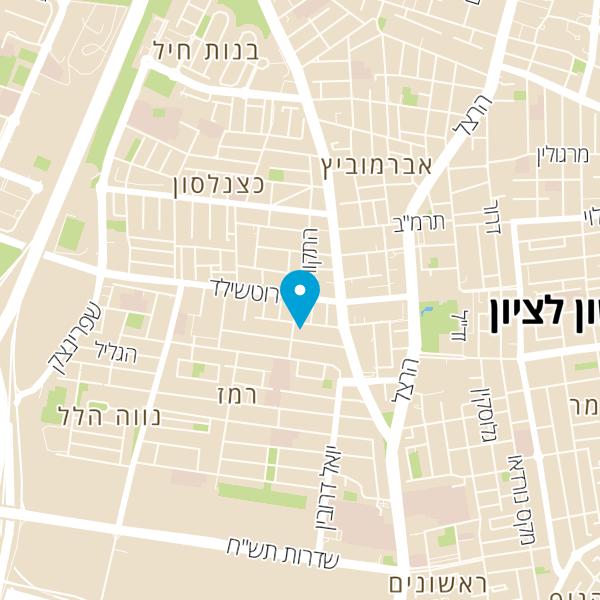 מפה של פילטר