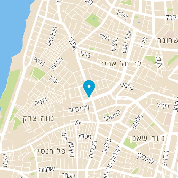 מפה של שנסקי ברנסקי