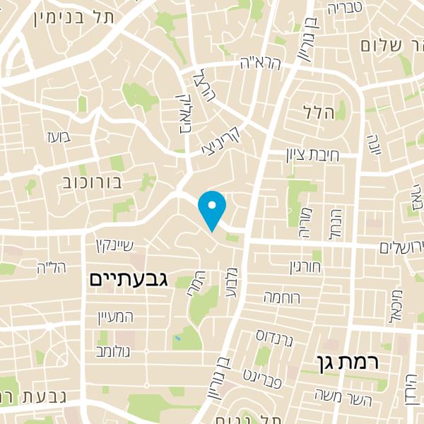 מפה של XSAP