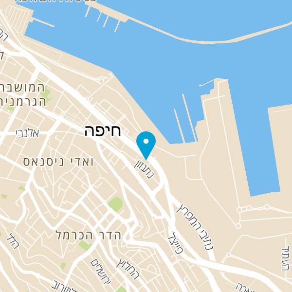 מפה של רוקו סושי בר