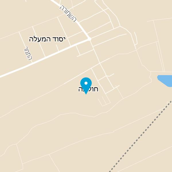 מפה של שלום עלחם