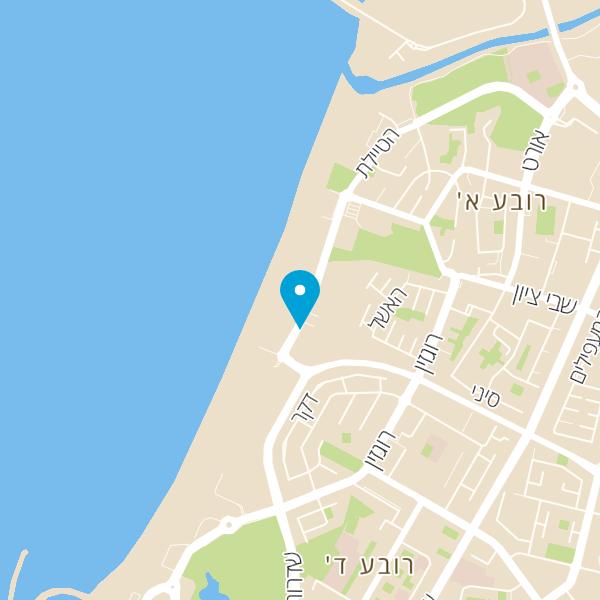 מפה של 24fit