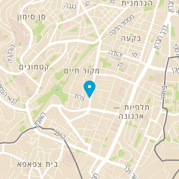 מפה של קפה גרג