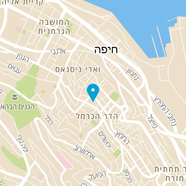 מפה של אונילב
