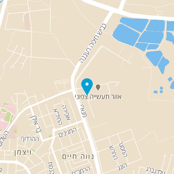 מפה של מוסך אולג