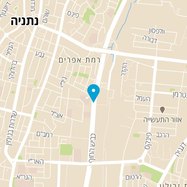 מפה של BP kosher bistro