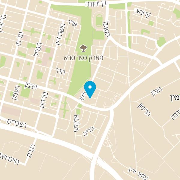 מפה של וילונות הנרי