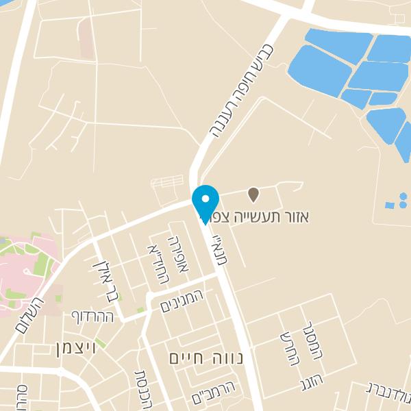 מפה של כהן מוטורס