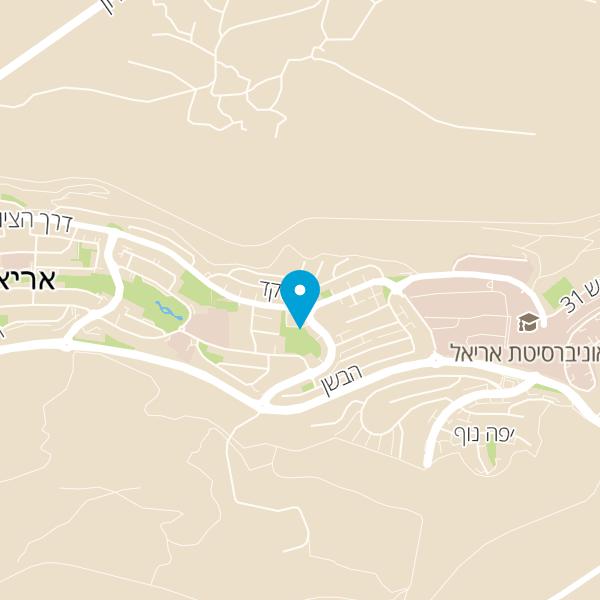 מפה של המקום של אבא