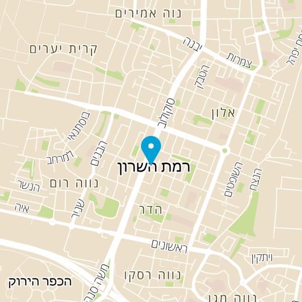 מפה של שגיא ליכטר