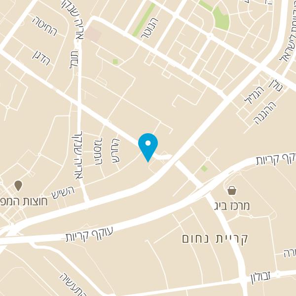 מפה של חצ'פורי מאיה חיפה